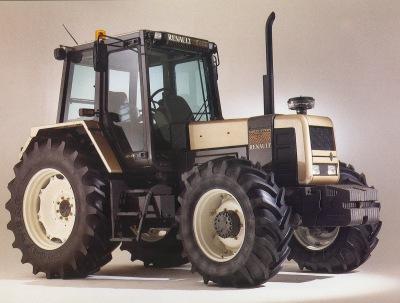 Tracteur renault - Histoire du tracteur ...