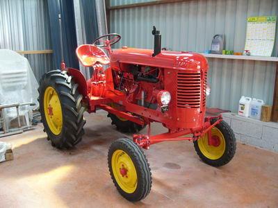 Massey - Histoire du tracteur ...