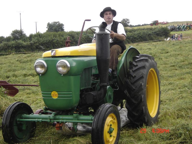 tracteur vierzon super 202