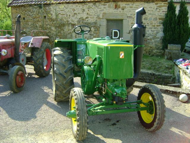 tracteur sfv 302