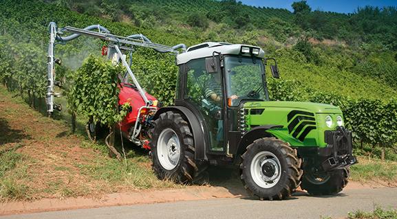 Deutz fahr agroplus 320 - Histoire du tracteur ...