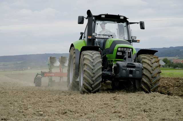 Tracteur deutz - Image tracteur ...