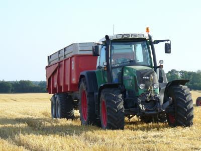Tracteur fendt - Image tracteur ...